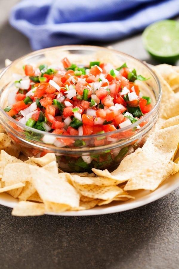 Pico de Gallo the PKP Way | 21 Best Salsa Recipes