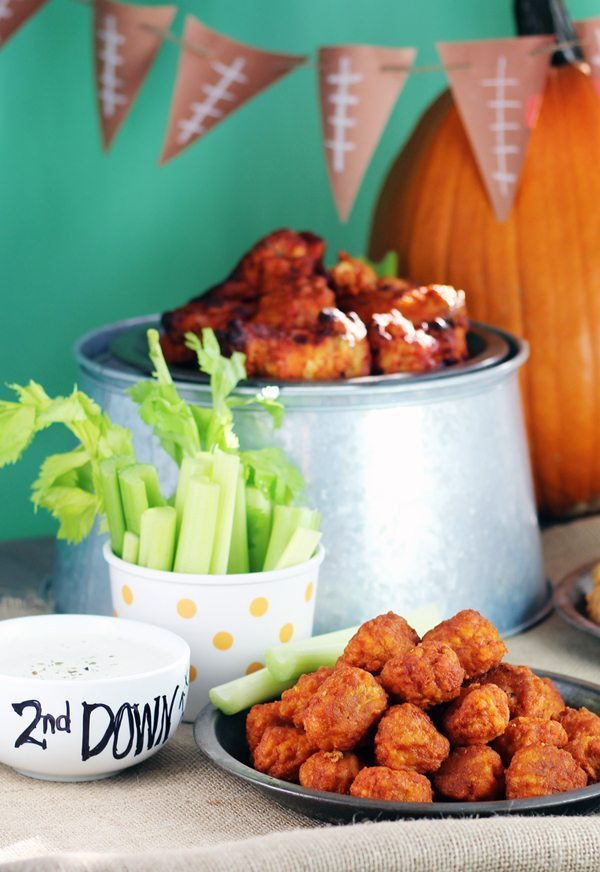 Get easy ideas on Hosting a Football Party without going broke.