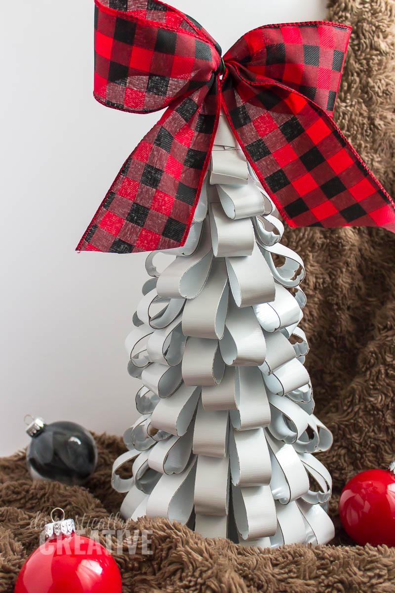 Craft Tutorial - White Christmas