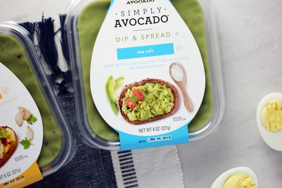 Wholly Avocado spread