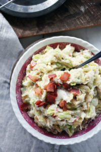Irish Colcannon with Bacon | Buy This Cook That