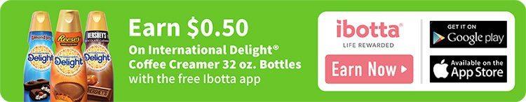 Coupon for Ibotta App offer