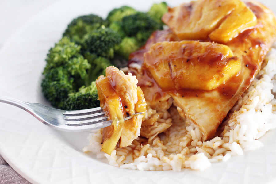 The Best Pineapple Chicken Recipe