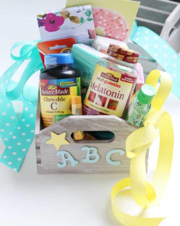 Back to School Teachers Gift DIY