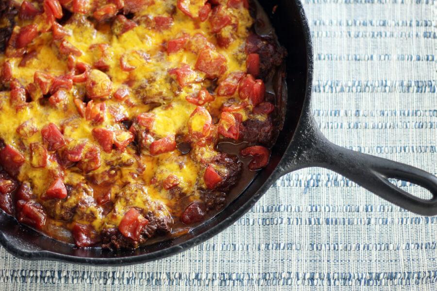 Chili Cheesy Round Steak Recipe | Buy This Cook That