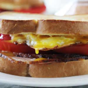 Farmhouse Breakfast Sandwich