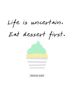 Food Quotes - Ernestine Ulmer