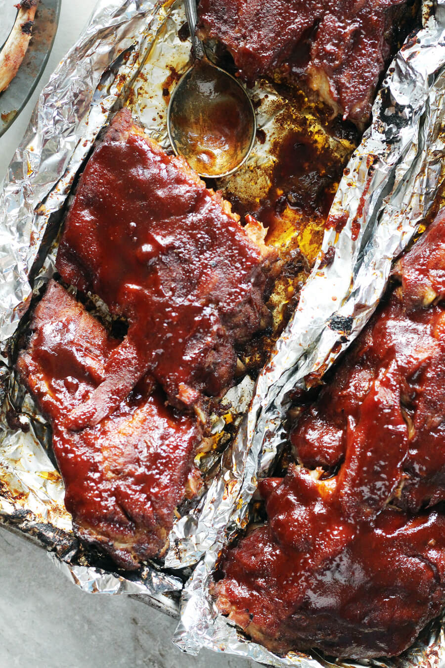 Sweet + Smoky Oven Baked Baby Back Ribs | Buy This Cook That