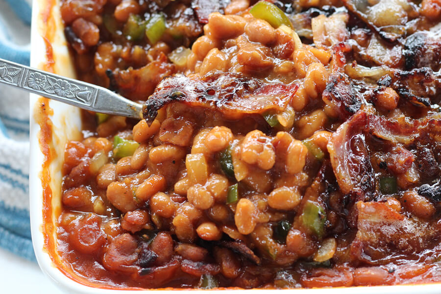 Bacon Lovers Baked Bean Recipe Buy This Cook That
