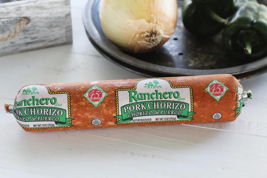 Pork Chorizo from Cacique