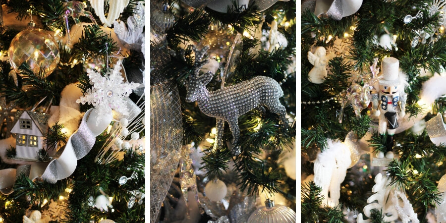Winter White Christmas Tree