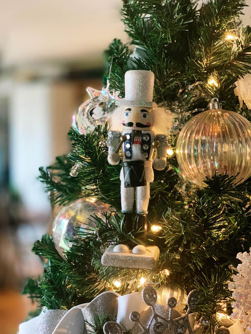 Nutcracker Christmas Tree Ornament