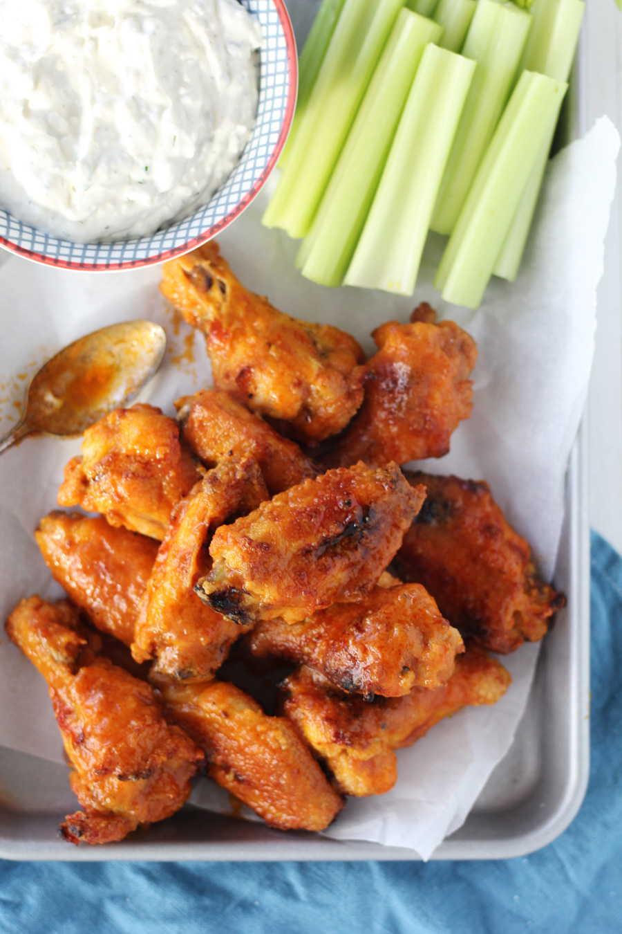 Ultimate Buffalo Wings | Buy This Cook That