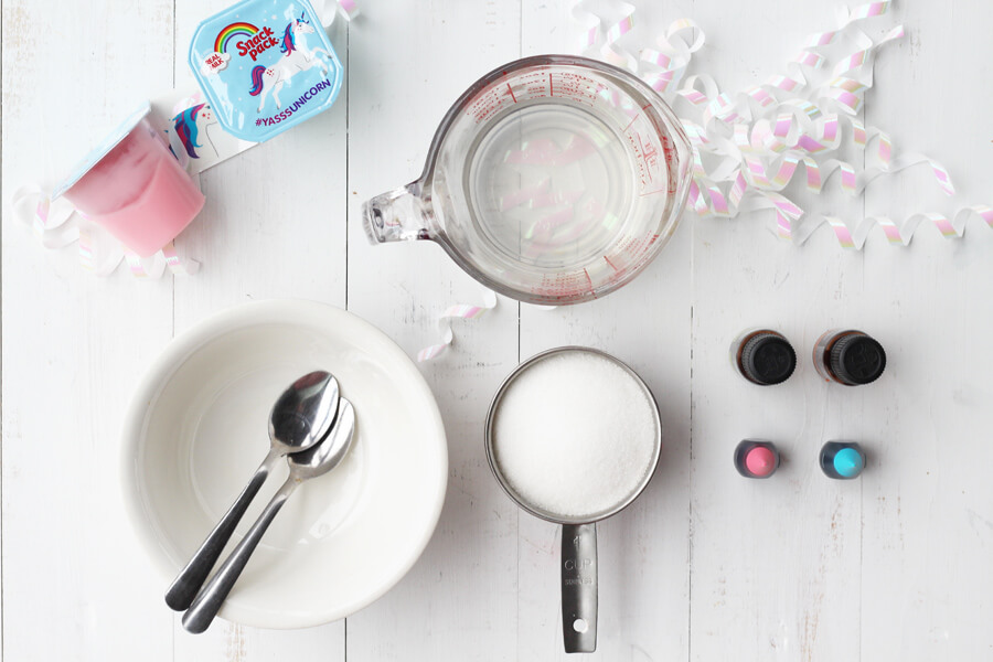 DIY Unicorn Sugar Scrub   Buy This Cook That