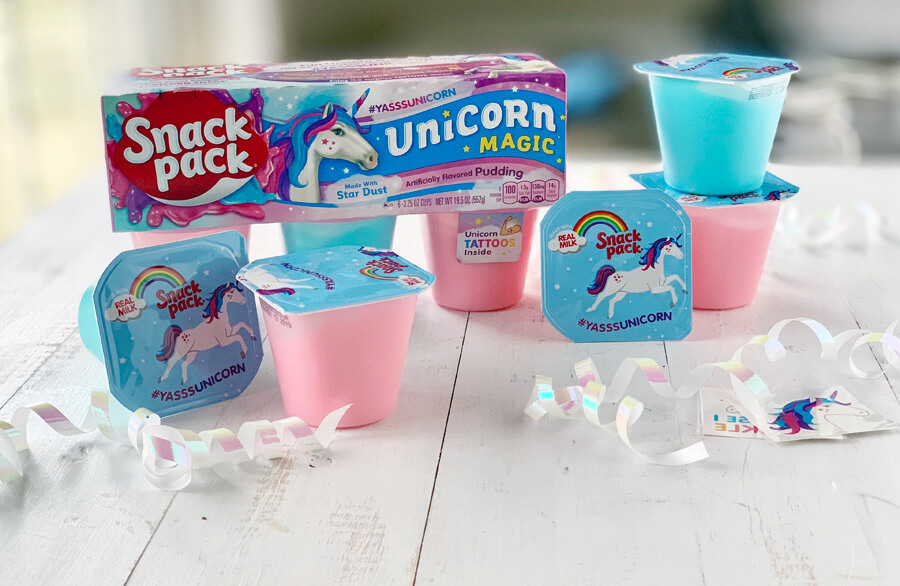 Unicorn Magic Snack Pack