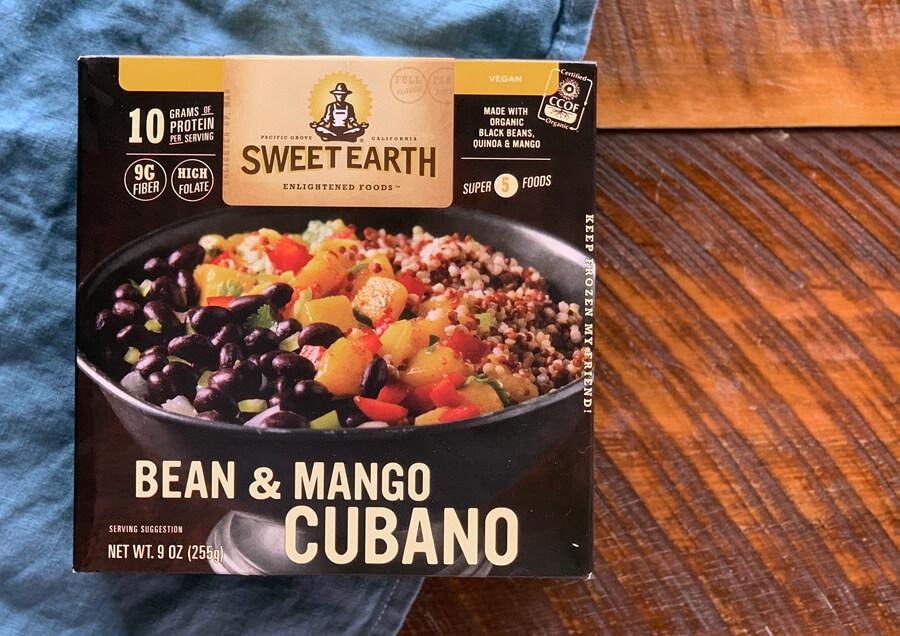 Sweet Earth Bean & Mango Cubano Bowl