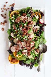 Grilled Citrus Spring Salad | Buy This Cook That
