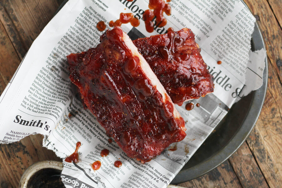 St. Louis Style BBQ Ribs | Buy This Cook That