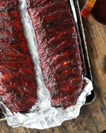 St Louis Style BBQ Ribs   Buy This Cook That
