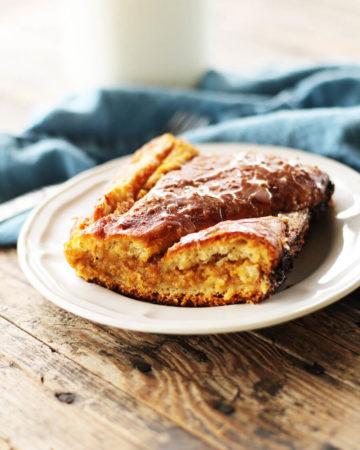 Pumpkin Pie Danish