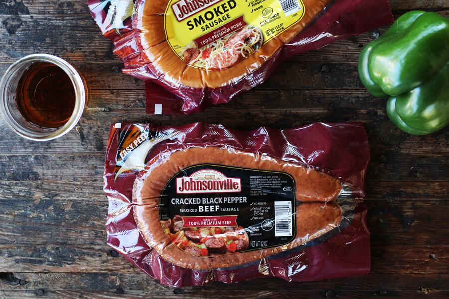 Johnsonville Smoked Sausage
