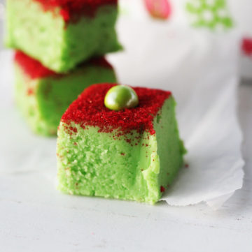 Grinch Fudge Recipe