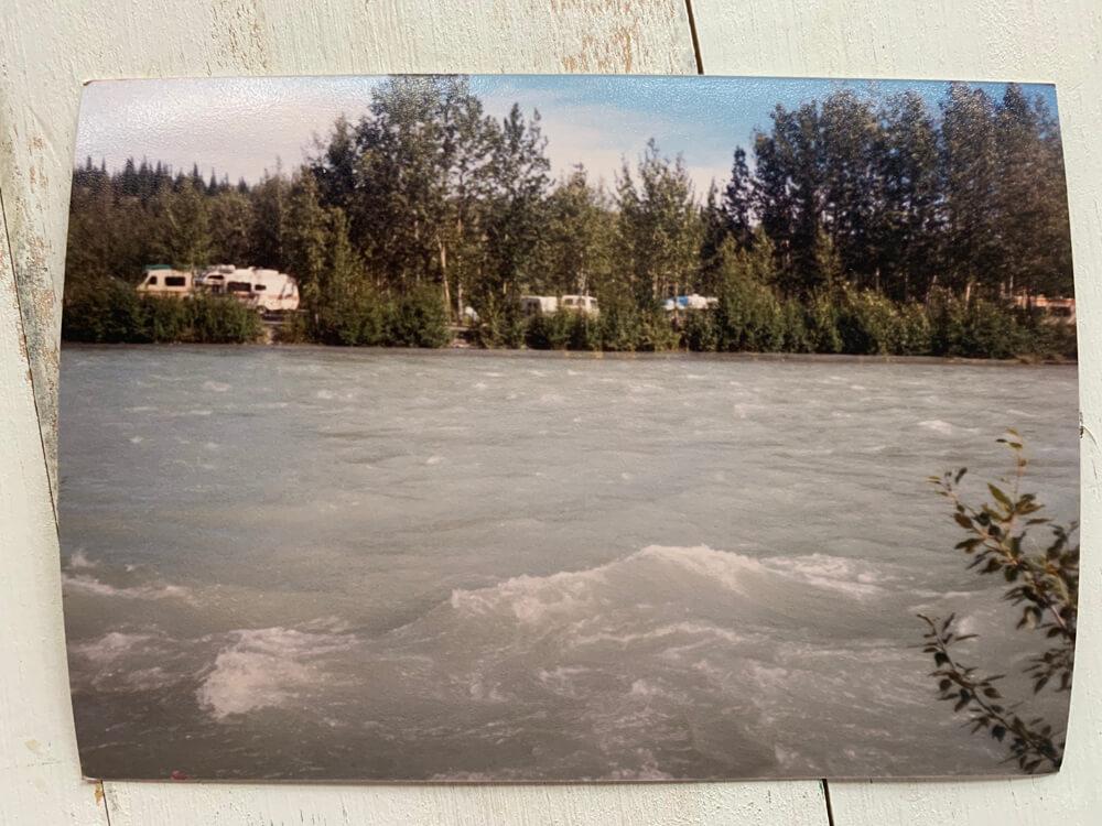 Klutina River, Alaska