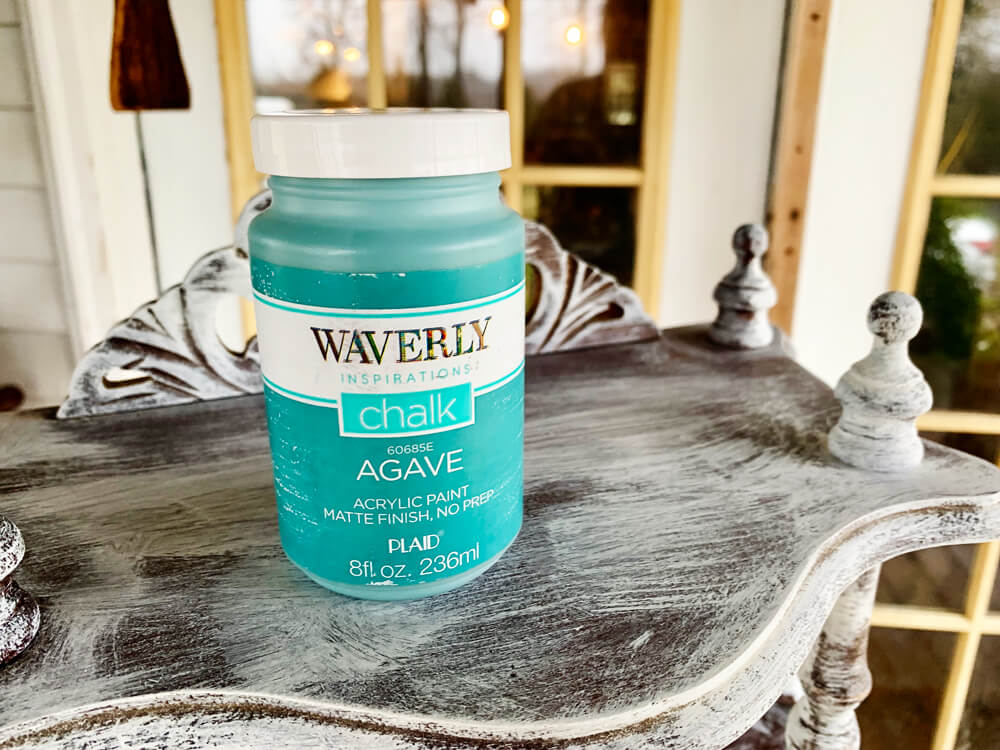 Waverly Chalk Paint in Agave