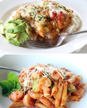 Two Easy Dinner Recipes