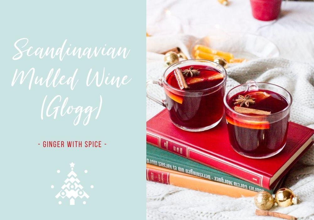Scandinavian Mulled Wine Glogg