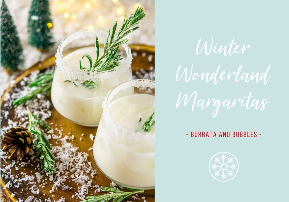 Winter Wonderland Margaritas