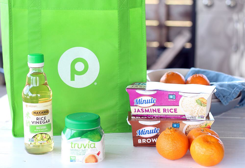 Grab everything you need for this recipe as part of the Be the Best You Promotion at Publix grocery stores nationwide.