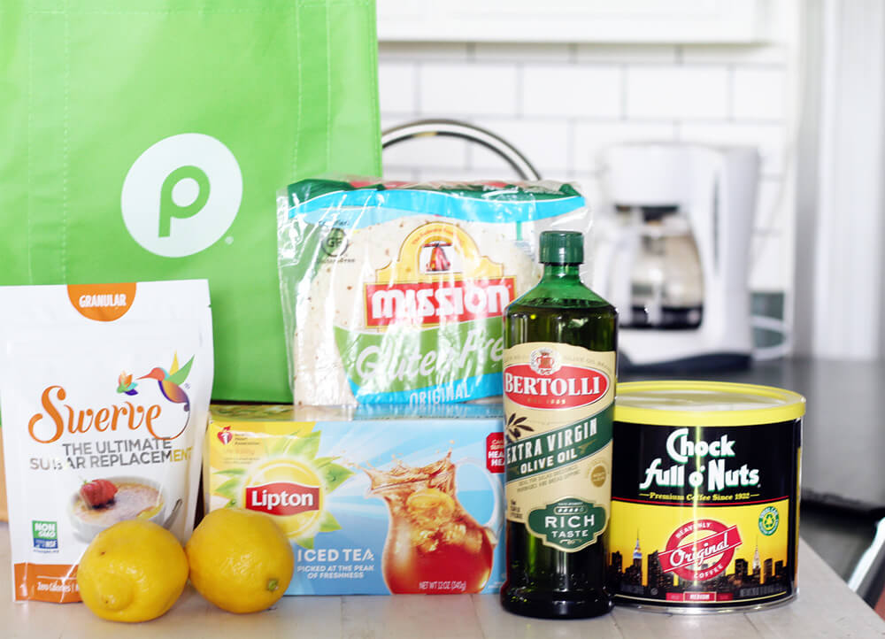 Be the Best You Promotion at Publix
