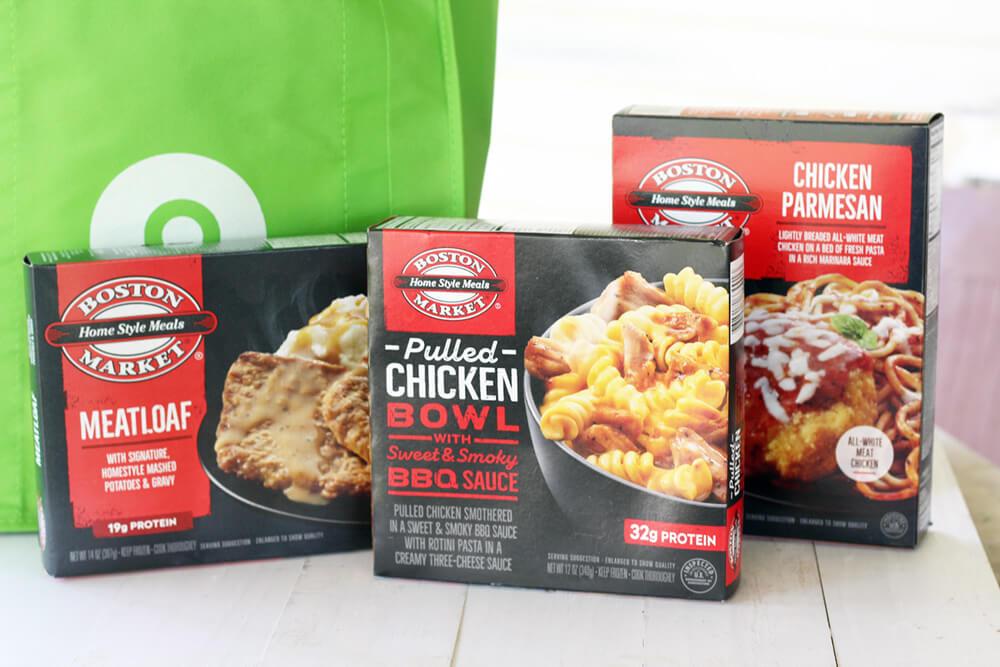 Boston Market Home Style Frozen Meals