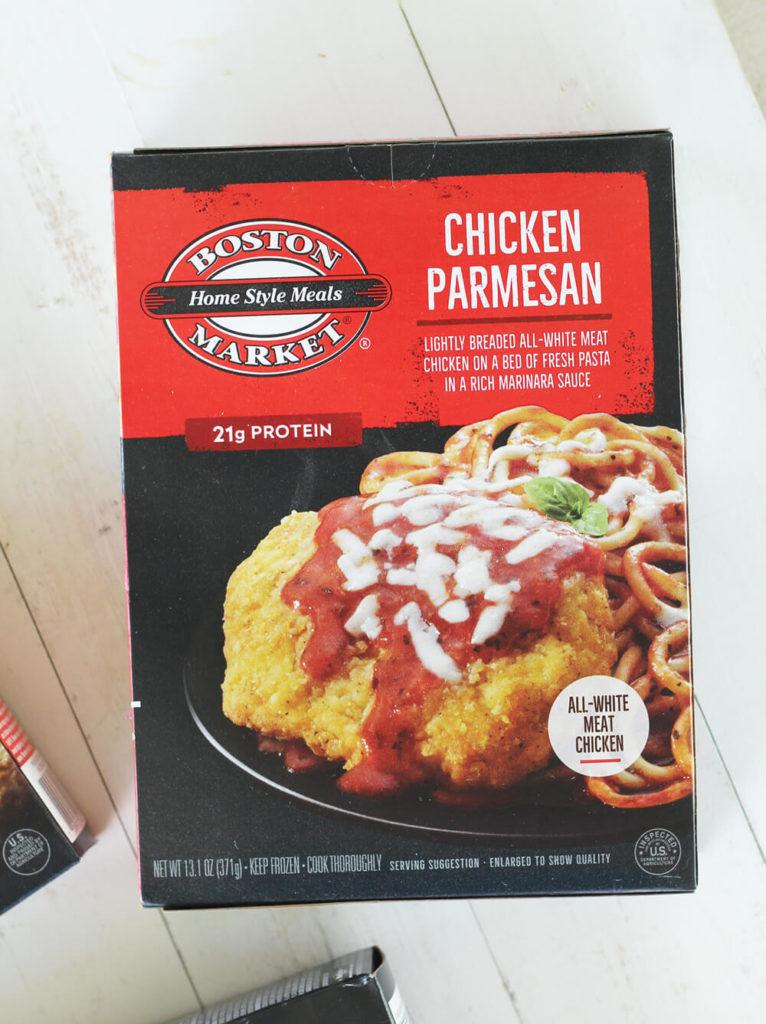 Chicken Parmesan from Boston Market
