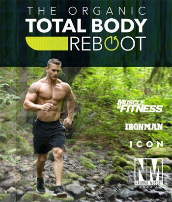 The Organic Total Body Reboot Thomas De lauer