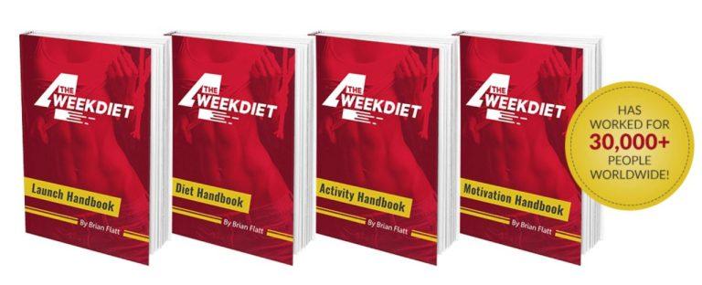 4 week diet handbooks