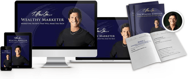 the wealthy marketer