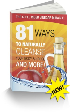 The Apple Cider Vinegar Miracle E-Book (The Alternative Daily)