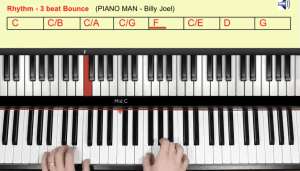 embedded video pianoforall