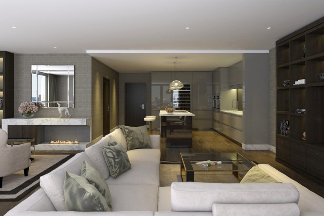 Hilux Luxury Serviced Apartments In Manchester