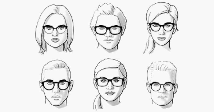 Yüz Şekline Göre Gözlük Seçimi Nasıl Yapılır