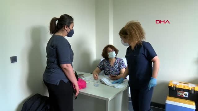 ANKARA Sağlık çalışanlarına 3'üncü doz Biontech önerisi
