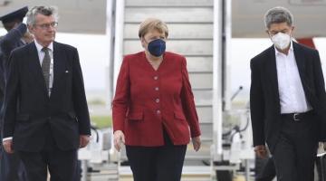 Biden-Merkel görüşmesi 15 Temmuz'da