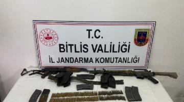 Bitlis'te 1 PKK'lı terörist etkisiz hale getirildi