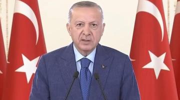 Cumhurbaşkanı Erdoğan'dan NATO zirvesinde 'istikrar' mesajı