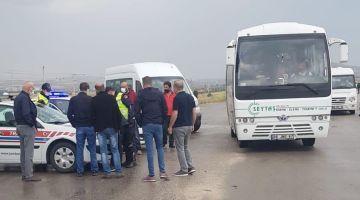 Ankara'da korsan taşımacılık yapan araçlara ceza yağdı
