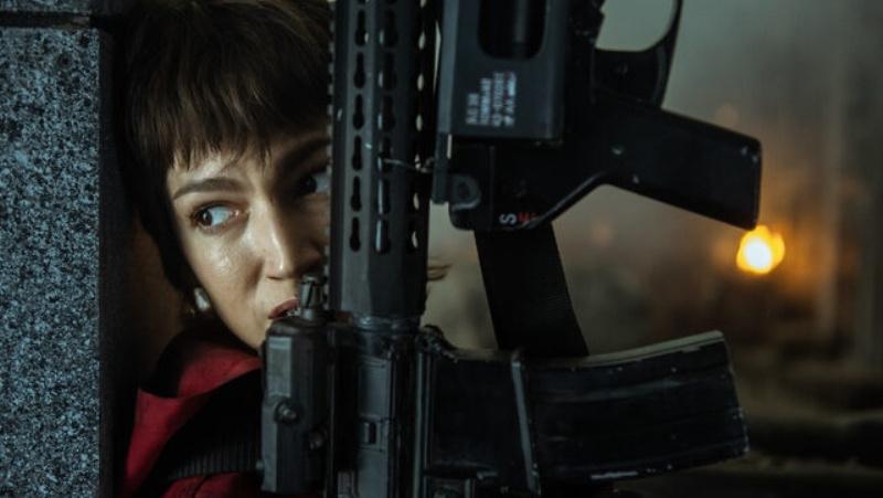 La Casa de Papel'in beşinci sezondan ilk kareleri yayınlandı