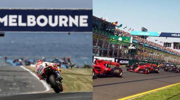 Avustralya'da 2 yarış iptal edildi