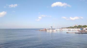 İstanbul'da kıyılarında deniz salyası etkisini kaybetti